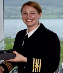 Capt. Catriona Dowling