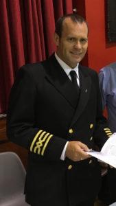 Capt. Trevor Crowley